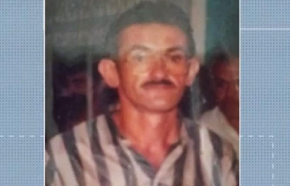 Jaime Barbosa Soares foi morto aos 44 anos, deixou esposa e os três filhos, em Curaçá, no norte da Bahia  — Foto: Reprodução/TV São Francisco