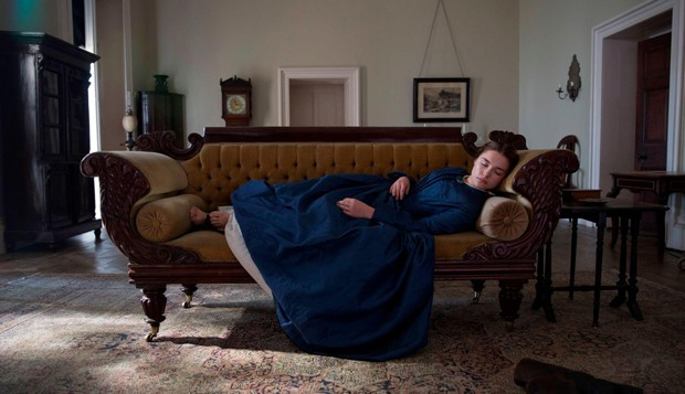 Por dentro dos impressionantes sets de 'Lady Macbeth' (Foto: California Filmes/Divulgação)