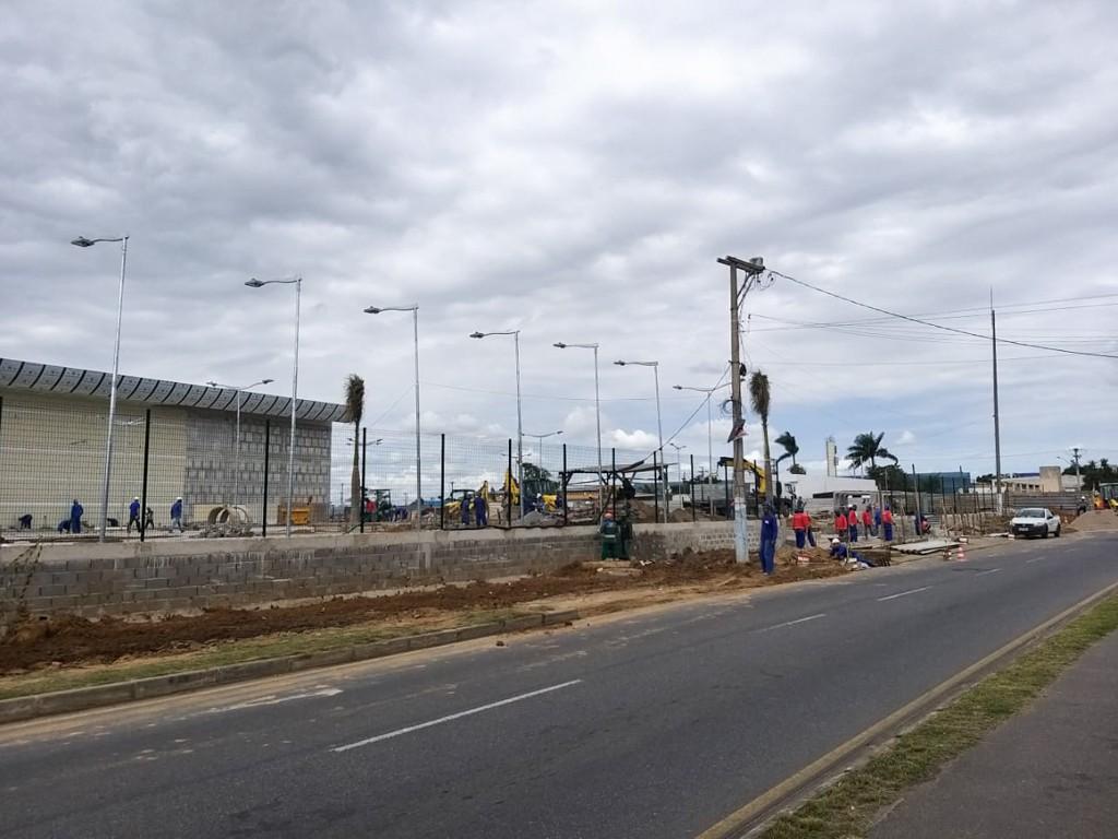Avenida José Carlos Pereira Pinto, em Campos, RJ, passará por obras a partir desta semana - Notícias - Plantão Diário