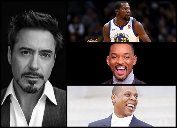 """Robert Downey Jr., Kevin Durant, Will Smith e Jay-Z investiram na Ethos, uma """"seguradora do futuro"""" (Foto: Divulgação)"""