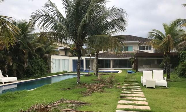 Casa de praia de cabral abandono completo veja as fotos for Mobilio completo casa