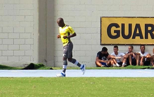 Seedorf treino Botafogo (Foto: Thales Soares)