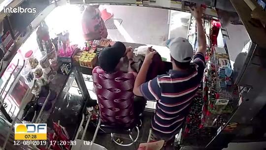 Onda de assaltos ao comércio na Quadra Central de Santa Maria