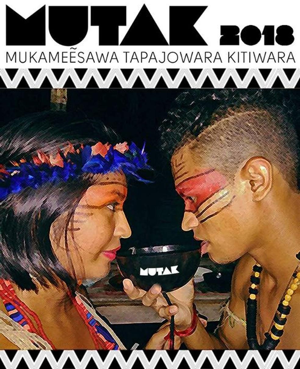-  Segunda edição do Mutak será de 19 a 22 de abril de 2018  Foto: Mutak/Facebook/Reprodução