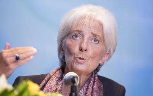 Lagarde vai renunciar a função no FMI durante período de