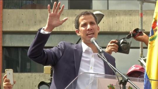 União Europeia pede 'eleições livres' em meio à crise na Venezuela