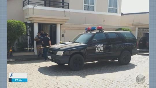 Homem acusado de matar a ex-mulher a facadas é preso em Campo Belo, MG