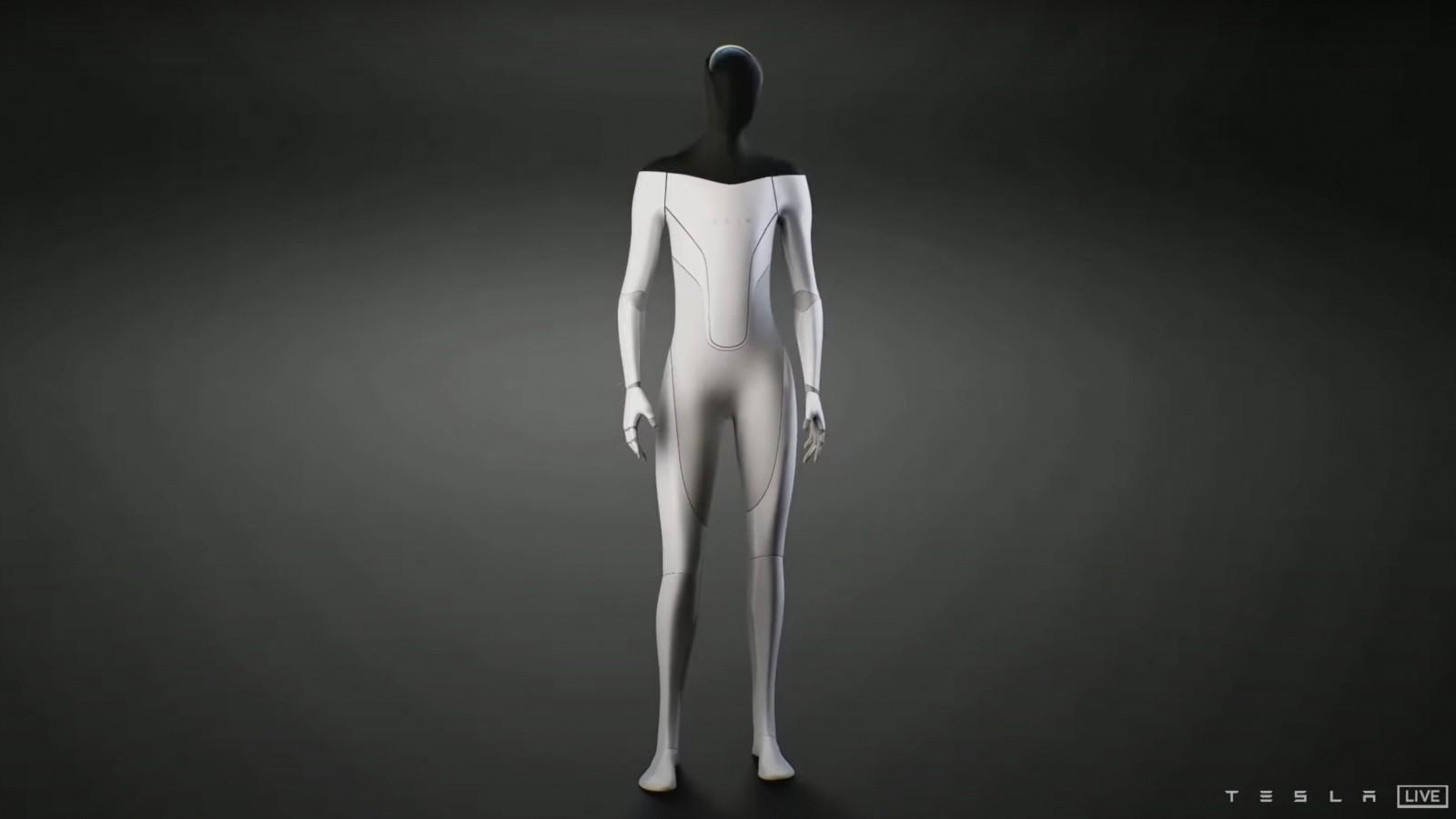 Robô humanoide terá como principal objetivo substituir os humanos em tarefas