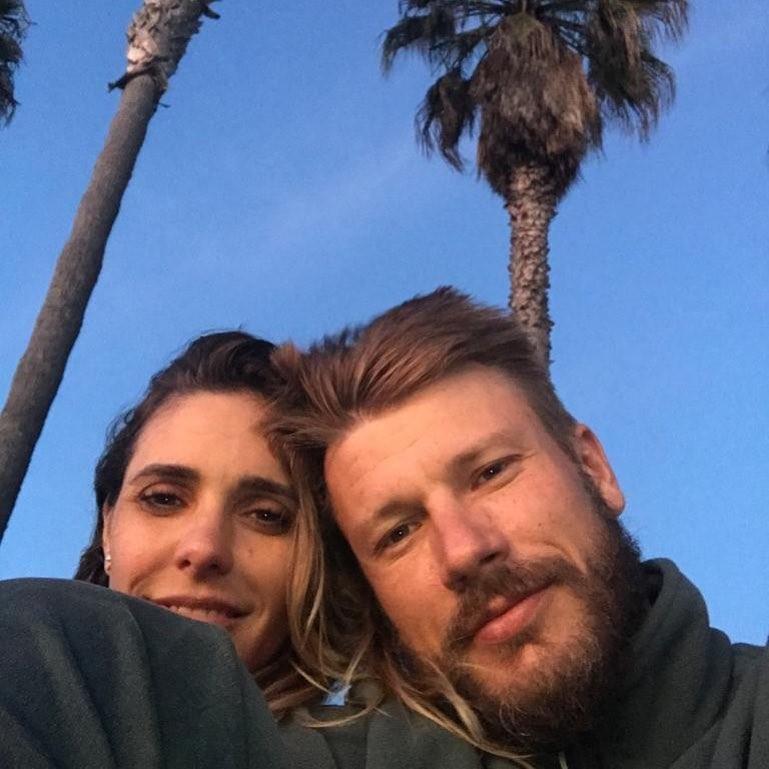 Fernada Lima e Rodrigo Hilbert (Foto: Reprodução Instagram)