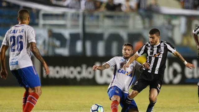 Ceará x Bahia; PV; Série A