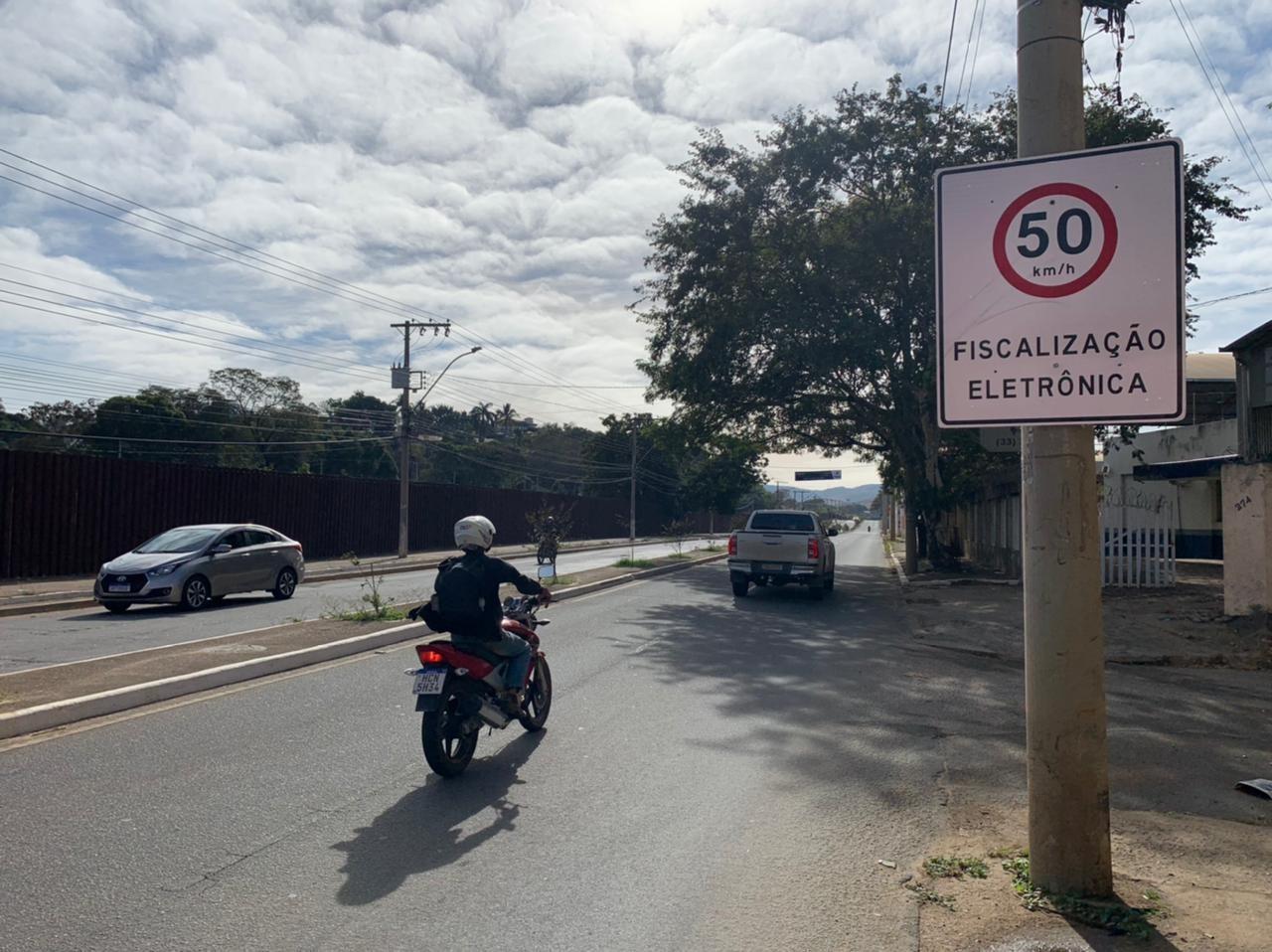 Radares voltam a funcionar em Governador Valadares nesta segunda-feira (2); confira os locais
