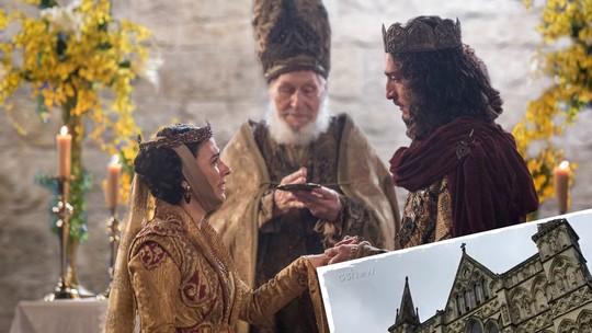 Igreja virtual é palco do casamento de Rodolfo e Lucrécia