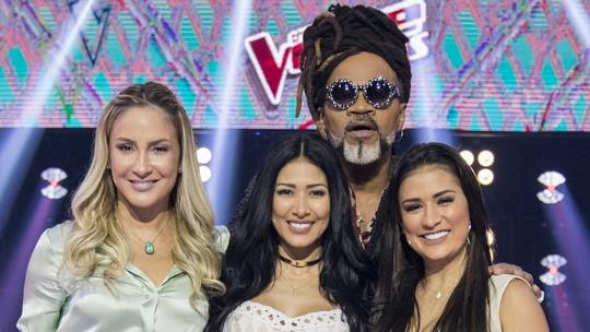 Show de talento marca o segundo dia de Batalhas no 'The Voice Kids'