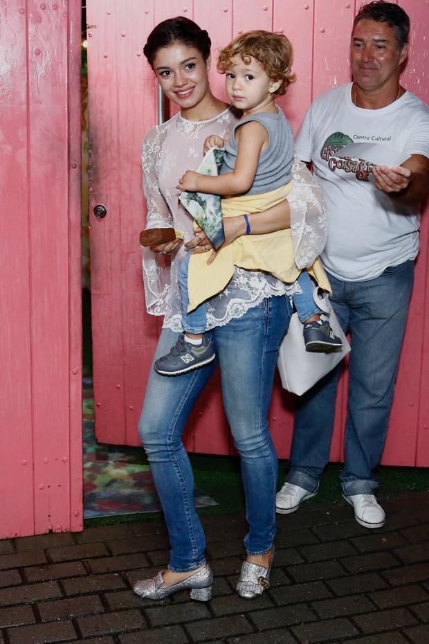 Sophie Charlotte e Otto (Foto: Roberto Filho/ Brazil News)
