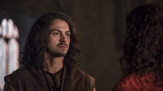 Afonso pede ajuda ao rei Otávio para destronar Rodolfo