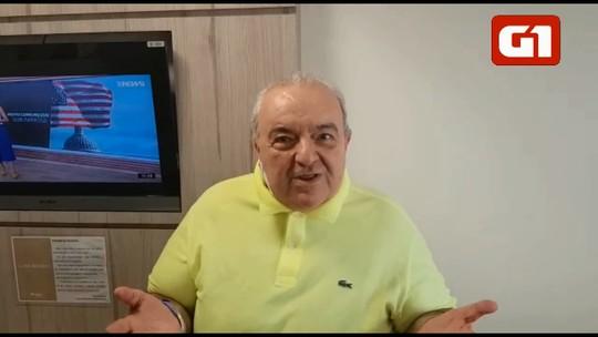Prefeito de Curitiba, Rafael Greca deixa a UTI, diz prefeitura