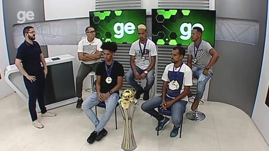 Torcedor GE #103: recebemos o elenco do Decisão, campeão da Série A2 do Pernambucano
