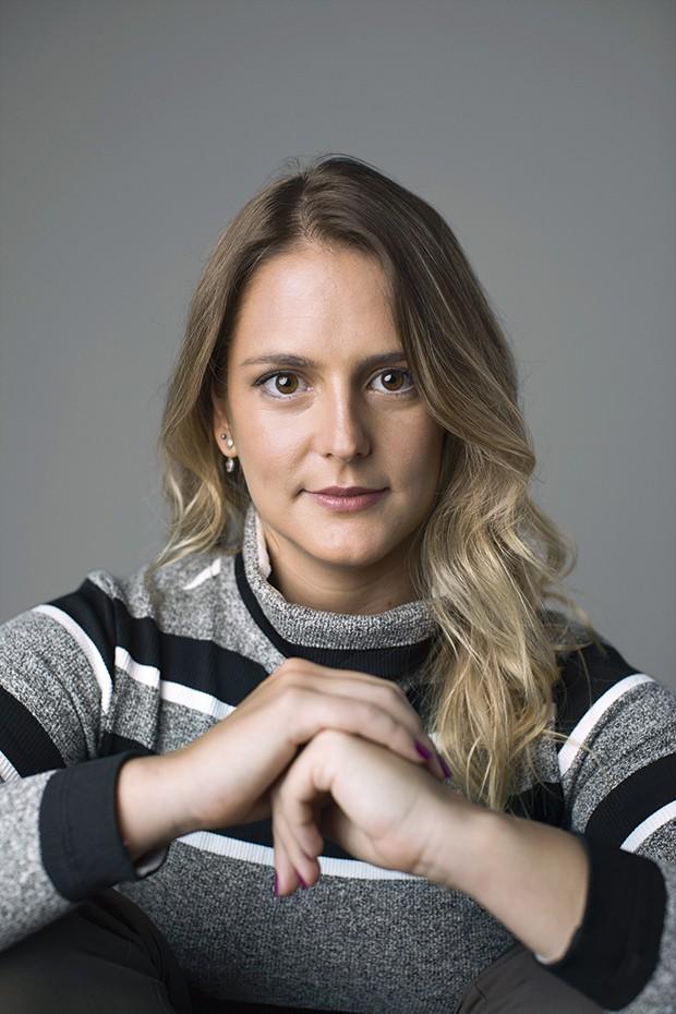 Stella, 30, luta contra o machismo e o preconceito na engenharia (Foto: Julia Rodrigues)