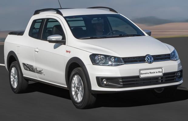Volkswagen lança Saveiro Rock in Rio com preço de R$ 60 ...