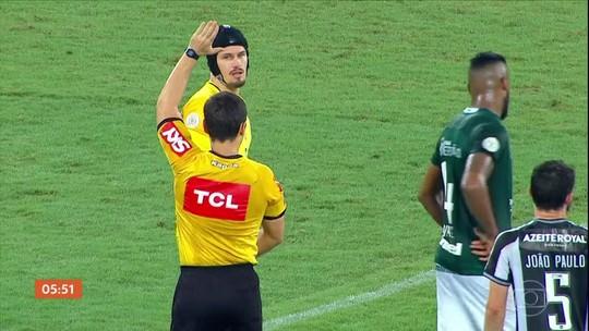 Botafogo vence o Goiás por 3 a 1 pelo Brasileirão