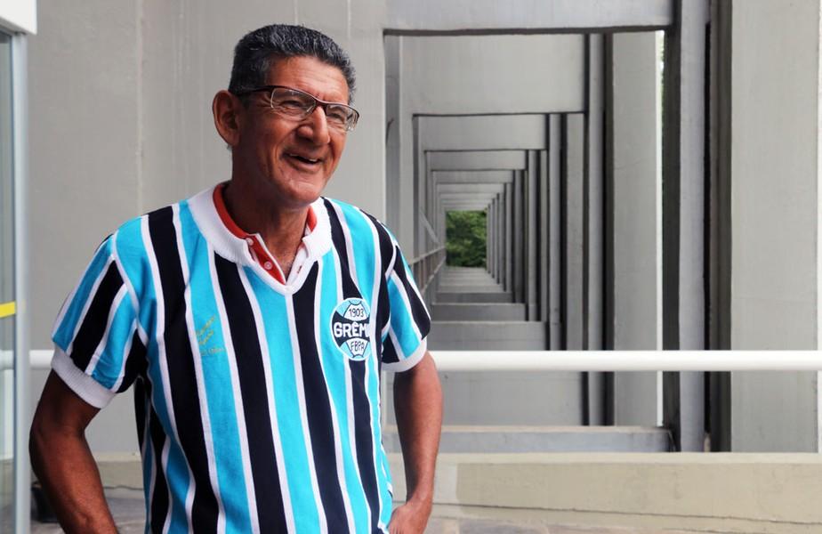 Morre o ex-atacante Caio, campeão da Libertadores e do Mundial pelo Grêmio