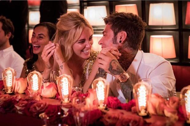 Casamento Chiara Ferragni e Fedez acontece no primeiro fim de semana de setembro (Foto: Instagram/Reprodução)