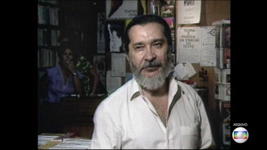 Escritor José Louzeiro morre aos 85 anos no Rio