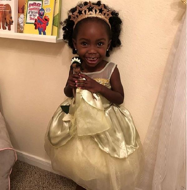 Princesa Tiana  (Foto: Reprodução/Instagram)