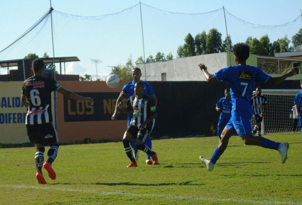 Atlético-ES x Linhares (Foto: Wildson Lesqueves/CA Itapemirim)