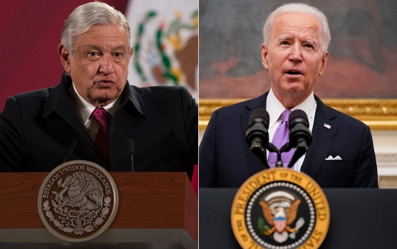 Biden e López Obrador conversam pela 1ª vez como chefes de Estado