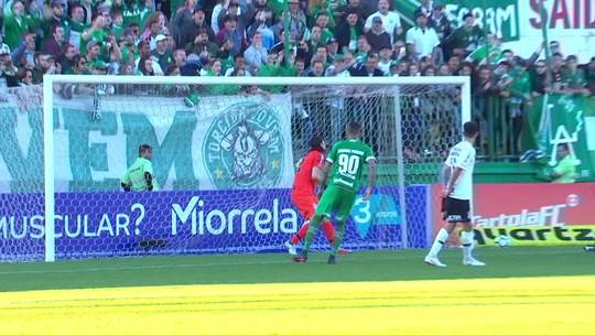 Chapecoense x Corinthians - Campeonato Brasileiro 2018 - globoesporte.com