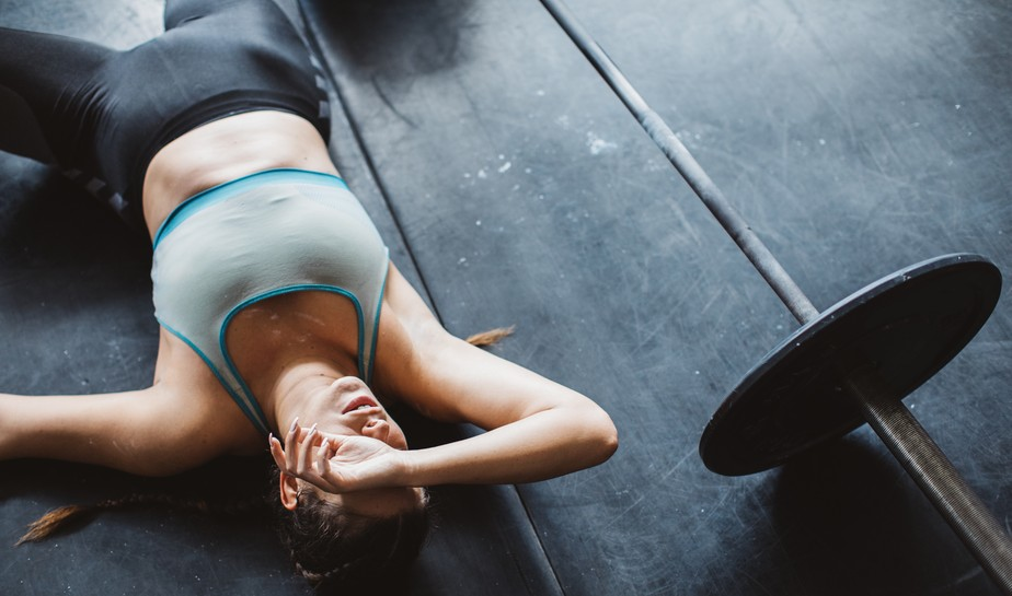 Resultado de imagem para Exagero nos exercícios físicos