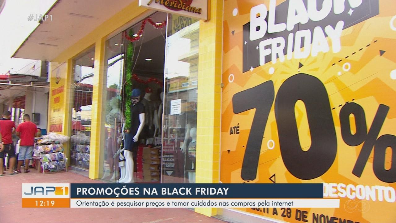 Consumidor deve manter pesquisa mesmo com descontos na Black Friday
