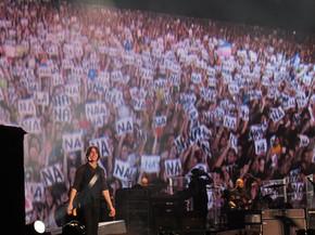 Na noite de Paul McCartney, público carioca faz show à parte no ...