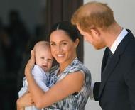 Meghan Markle e Príncipe Harry devem passar primeiro Natal com Archie longe da família real