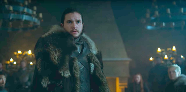 Jon Snow prepara a defesa do norte na sétima temporada de 'Game of Thrones' (Foto: Divulgação )