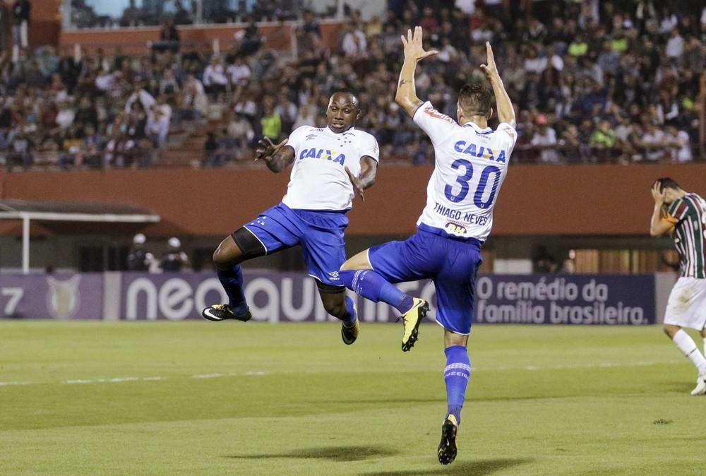 Chapecoense x Cruzeiro: veja o gol do jogo