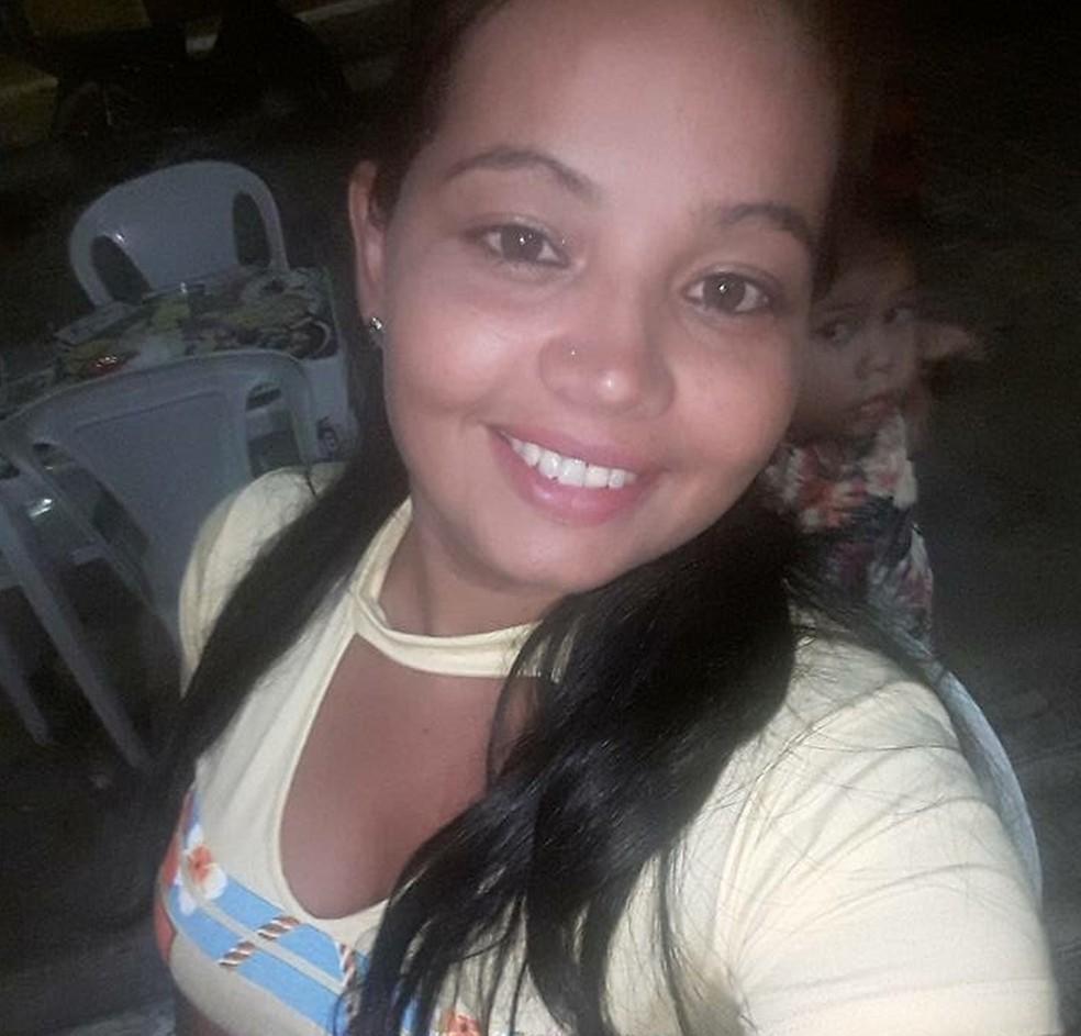 Reseilda Pereira de Brito foi morta a tiros em São Paulo do Potengi, RN. (Foto: Arquivo pessoal)