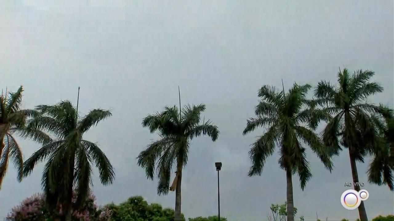 Cidades do noroeste paulista têm chuva durante a madrugada desta quinta-feira