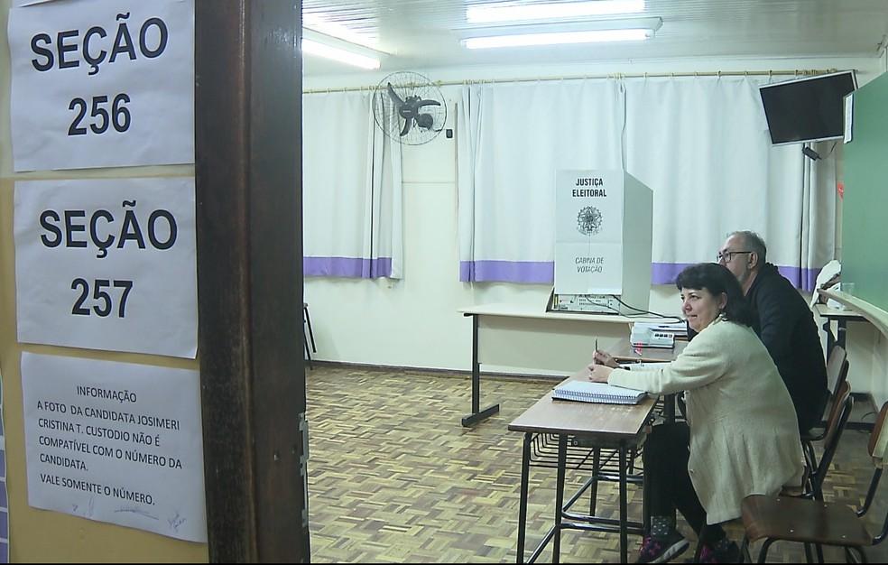 Novas eleições em seis regionais de Curitiba foram marcadas para o dia 10 de novembro  — Foto: Reprodução/RPC