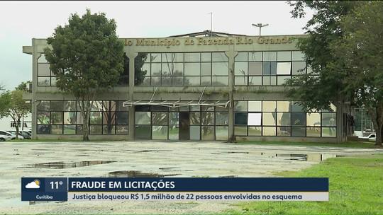 Testemunhas revelam falsificações para contratar clínica Fisiofaz em Fazenda Rio Grande
