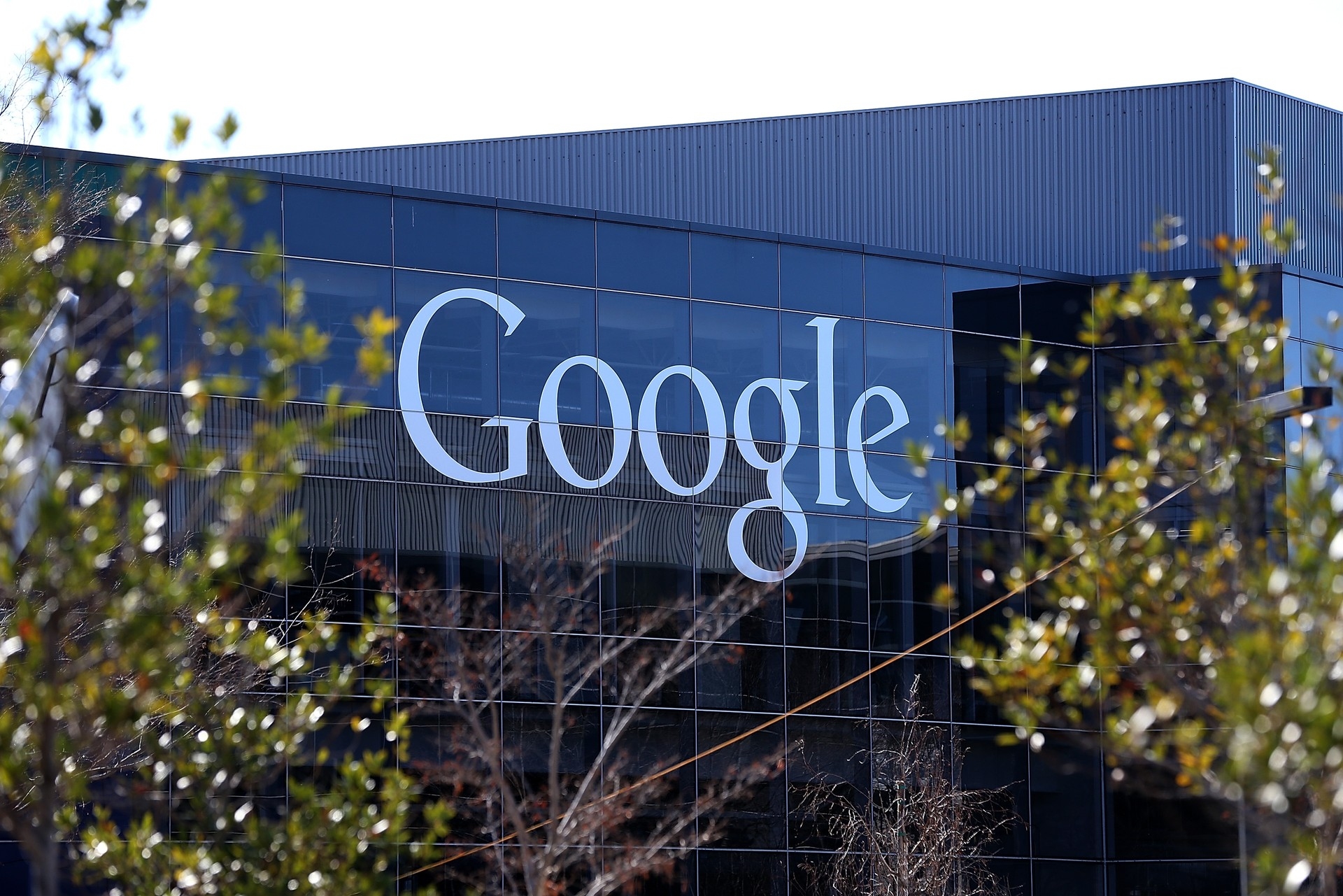 A sede do Google, em Mountain View (Foto: getty)