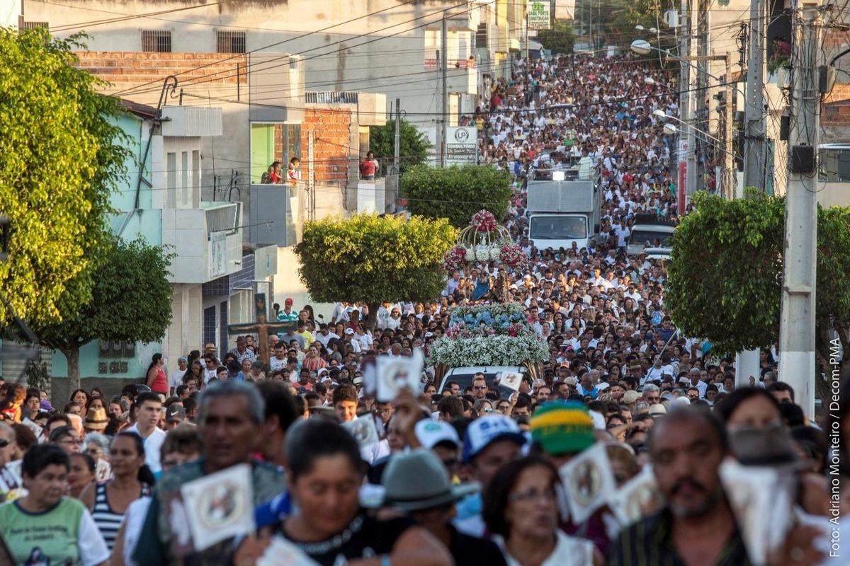 96ª edição da Festa de Nossa Senhora do Desterro é realizada em Agrestina