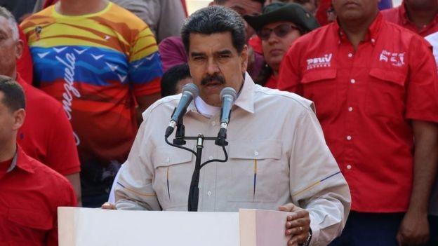 Nos últimos meses, o governo de Maduro vem promovendo mudanças (Foto: GETTY IMAGES/BBC News Brasil)
