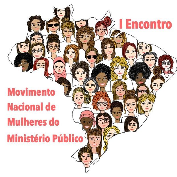 Movimento Nacional de Mulheres do Ministério Público realiza seu primeiro encontro em São Paulo  (Foto: Divulgação)