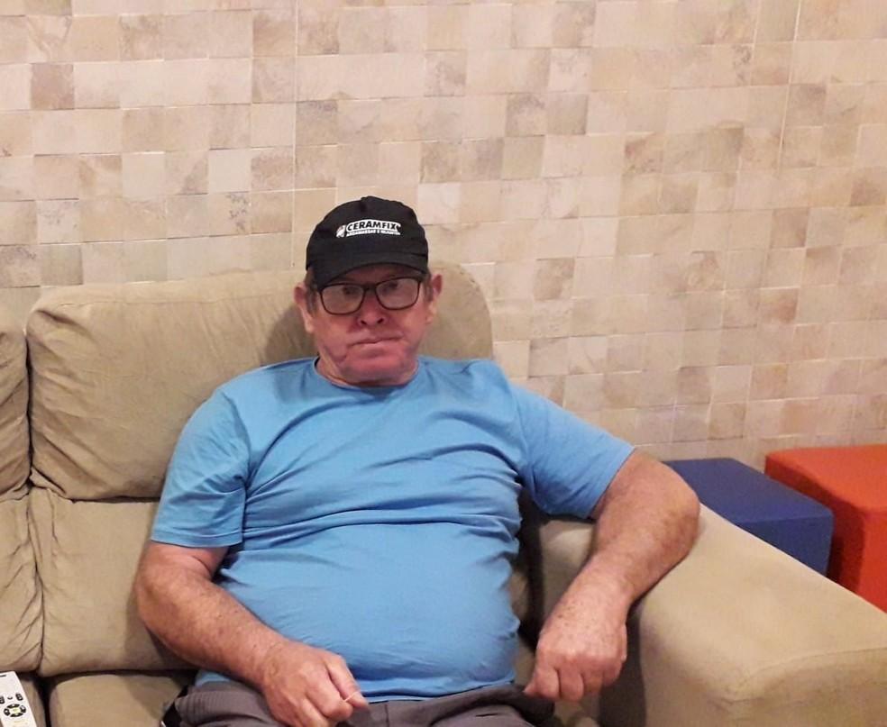 Gilmar Shott, de 64 anos, morava em Caiabu — Foto: Facebook/Reprodução