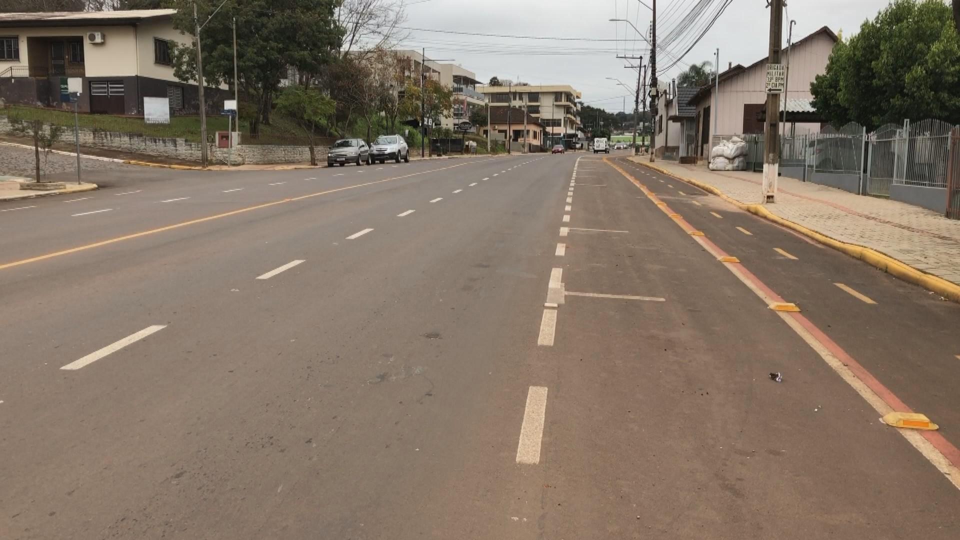 Recém-nascida arremessada de ônibus em Panambi recebe alta