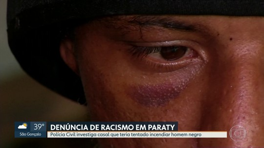 A Polícia Civil investiga uma denúncia de racismo em Paraty