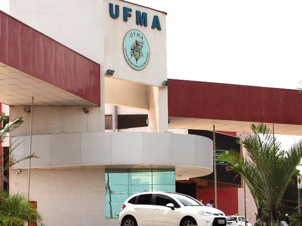Fachada da Universidade Federal do Maranhão — Foto: Bine Morais / O Estado do Maranhão