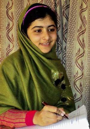 Foto sem data de Malala Yousafzai (Foto: Reuters)